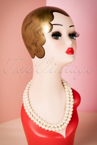 Darling Divine Two Rows Pearl Necklace 300 51 20814 02212017 004W