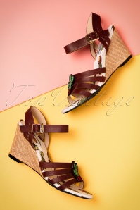 Lulu Hun Wanda Cactus Sandal 420 70 20866 02212017 031W