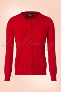 Hearts & Roses Red Cardigan  140 20 21470 20170224 0002w