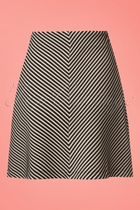 King Louie Diana Striped Skirt 123 57 20217 20170227 0007W