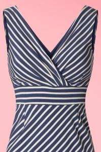 King Louie Double Cross Striped Sailor Dress 100 39 20250 20170228 0006c