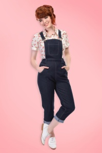 Collectif Clothing Coco Denim Dungarees 20708 20161130 0014