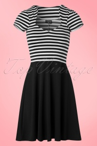 Steady Clothing Striped A Line Dress 102 27 20776 20170306 0005