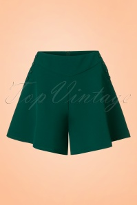 Vixen Green Shorts 130 40 20488 20170306 0005w