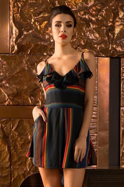 Vixen Josie Striped Playsuit 123 14 20499 20170307 3