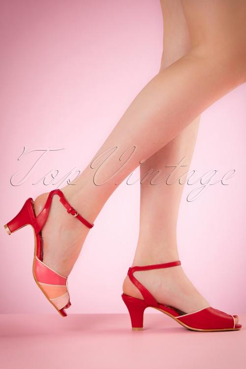 Bettie Page Shoes Abela Pumps 402 20 19947 02232017 003W