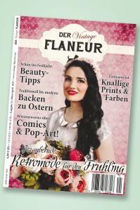 Der Vintage Flaneur Ausgabe 21, 2017