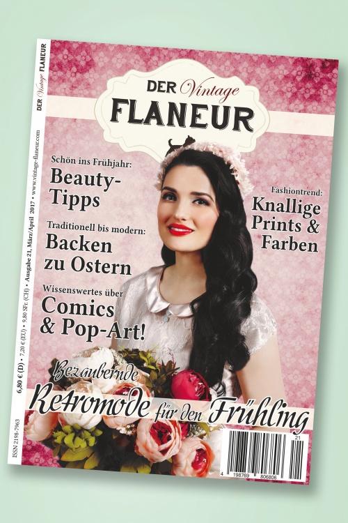Flaneur Cover 21a