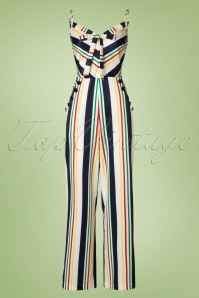 Vixen Zarah White Striped Jumpsuit 133 59 20494 20170310 0009W