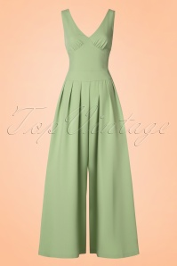 Vixen Mandy Jumpsuit Green 133 40 21139 20170310 0004W