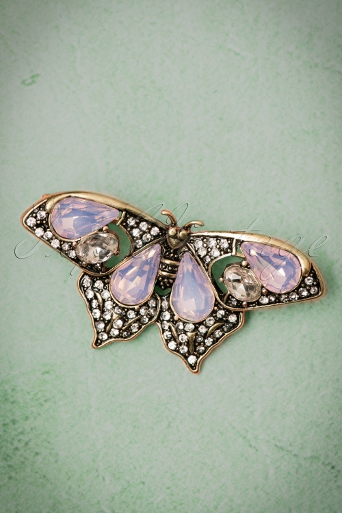 Lovely Butterfly Brooche Rose 340 22 21323 03072017 005W