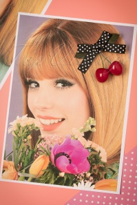 Dancing Days by Banned Hamilton Hairclip 208 14 21083 03072017 005W