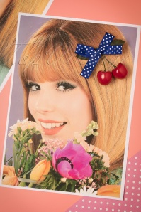 Dancing Days by Banned Hamilton Hairclip 208 39 21084 03072017 005W