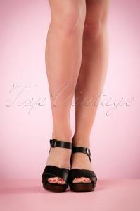 Tamaris Black Leather Cogs 421 10 19854 03082017 007W