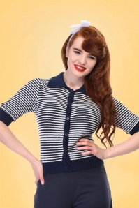 Collectif Clothing Orchid Striped Top 20756 20161130 1