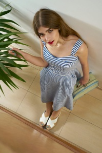 Emily and Fin Pippa Dress with Blue Stripes 102 39 19746 20170314 0018