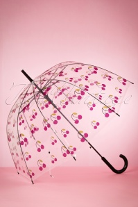 So Rainy Cherries Umbrella 270 98 2143703142017 010W