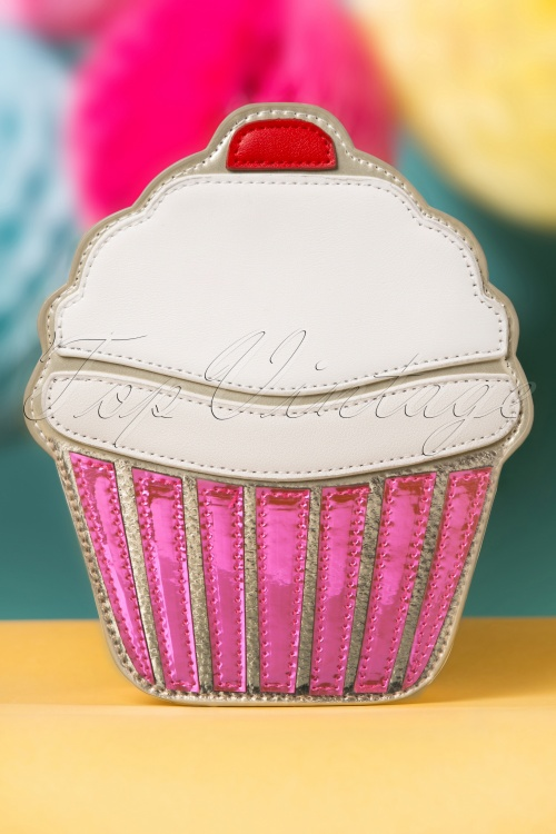 Collectif Clothing Cupcake Shoulderbag 216 22 21625 001W