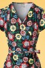 Yumi  Moroccan Flowers Dress 100 14 20140 20170316 0001c