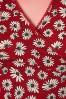 King Louie Icon Red Daisy Cross Dress 100 27 20280 20170214 0004