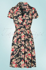 Blutsgeschwister Strict Marlie Floral Dress 102 14 19659 20170321 0002W