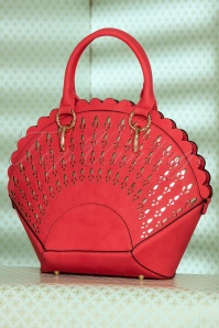La Parisienne Red Handbag 212 20 21554 03162017 029W