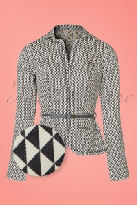 60s Strasse Der Besten Blazer in Award Ceremony Grey