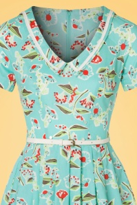 Blutsgeschwister Muggelsee Floral Dress 102 39 19662 20170321 0006c