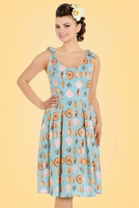 Bunny Maya Bay 50s Blue Seashell Dress 102 39 21037 20170323 1