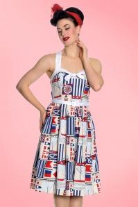 Bunny Lighthouse 50s Style Dress 102 57 21061 20170323 001