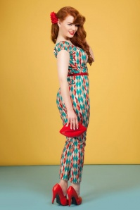 Collectif Clothing Bonnie Atomic Harlequin Pants 20655 20161201 4