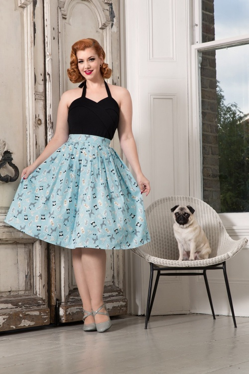 Vixen Wendy Doggies Skirt 122 39 20463 20170324 003