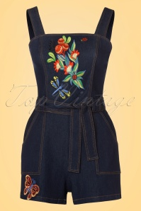 Vixen Callie Denim Playsuit 132 30 20498 20170324 0005W
