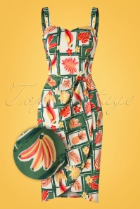 Collectif Clothing Mahina Tropical Bamboo Dress 20679 20161130 0009aW