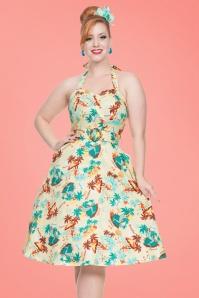 Vixen Ella Tropical Swing Dress 102 57 20451 20170327 02