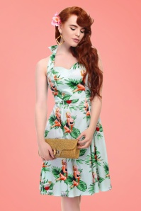 lori tropical pin up girl swing dress p4136 143714 zoom01