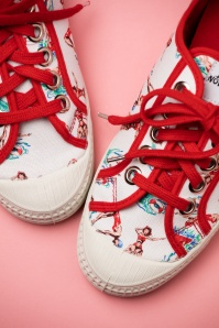 Miss L Fire Red Swimmer Sneakers 451 59 20561 03222017 027