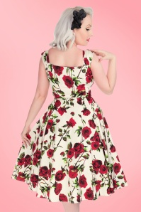 Hearts and Roses Roses dress 102 59 19992 model01