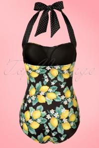 Bunny Lemonade Black Swimsuit 161 14 21808 20170328 0013W