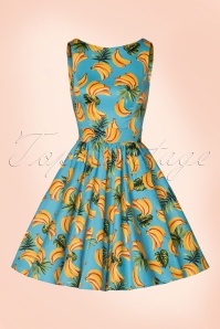 Lady V Banana Tea Swing Dress 102 39 21194 20170329 0002W