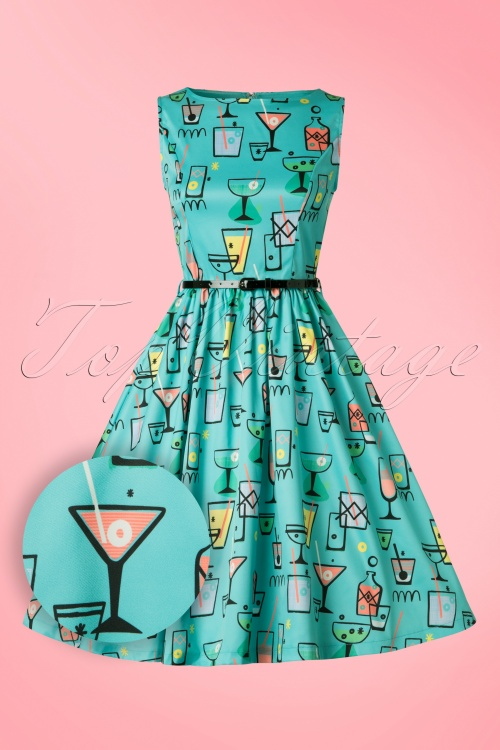 Lindy Bop Audrey Cocktail Dress 102 39 21539 20170331 0003W1