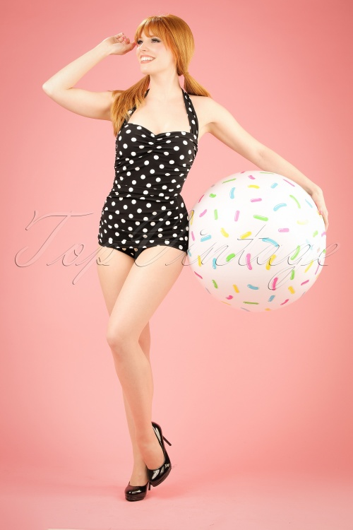 Esther Williams Swimwear Via TopVintage 10381 vp €92,50bw3