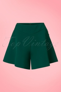 Vixen Green Shorts 130 40 20488 20170306 0005w