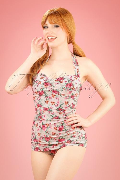 Bettie Page Swimwear Romance Swimwear 161 59 17579 02172016 01W