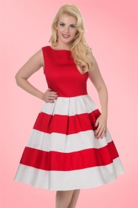 Dolly and Dotty Anna Striped Dress 102 20 18177 20160615 3