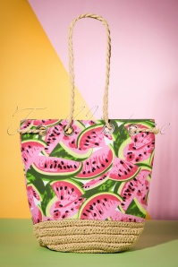 Collectif clothing Watermelon Bag 213 22 21484 04032017 011W