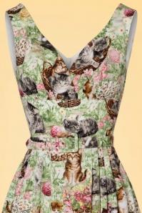 Victory Parade Kittens Swing Dress 102 59 21502 20170329 0002V