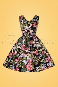 Dolly and Dotty Petal Floral Swing Dress 102 14 20731 20170404 0003W