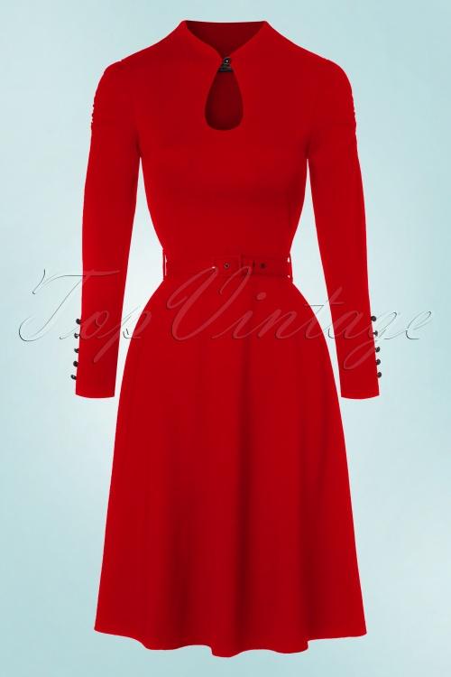Vixen Dita Red Dress 21893 20160914 0003W