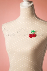 Collectif Cherry Brooch 340 20 20346 20170404 0011we